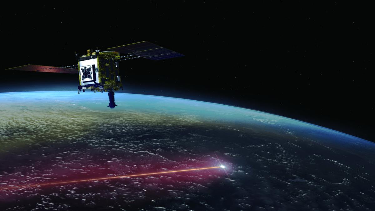 Une Sonde Japonaise D'échantillonnage D'astéroïdes Commence Un Long Voyage Vers