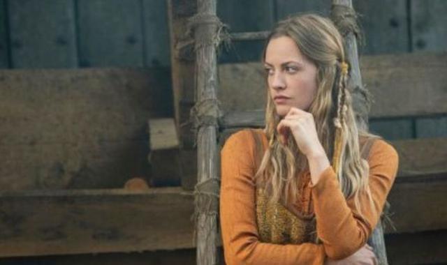 Ingrid est devenue la reine de Kattegat (Photo: Histoire)
