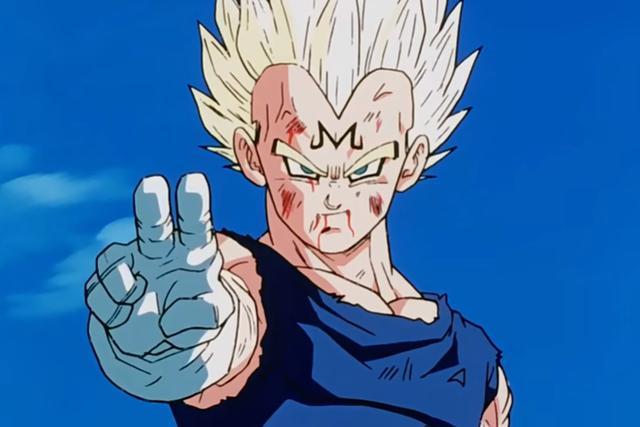 """Vegeta se sacrifie et est également mort dans """"Dragon Ball"""" (Toei Animation)"""