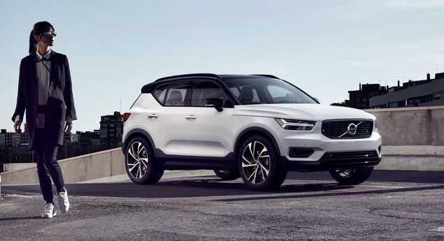 Campagne. Volvo Propose Le Xc40 T2 Avec Des Prix Inférieurs