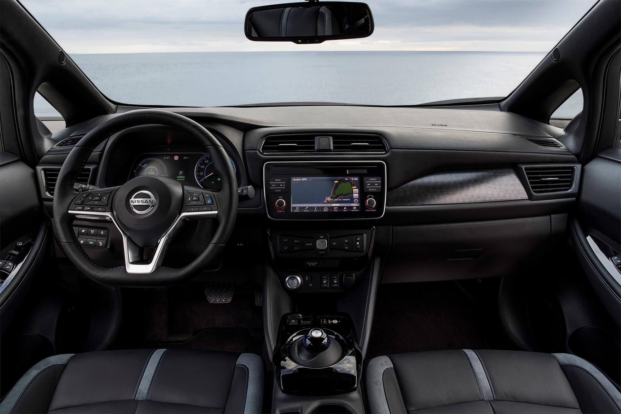Feuille de Nissan