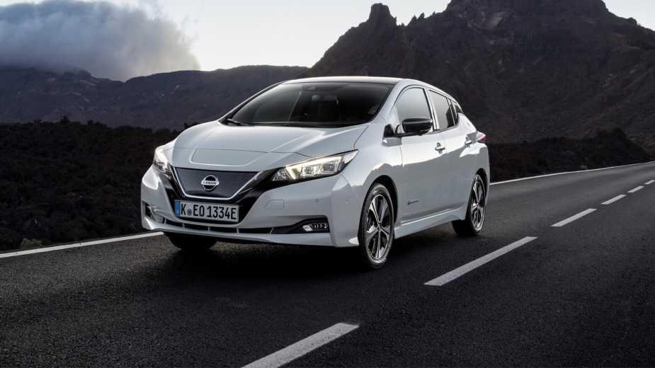 Nissan Leaf 2021. La Mise à Jour Renforce Le Contenu