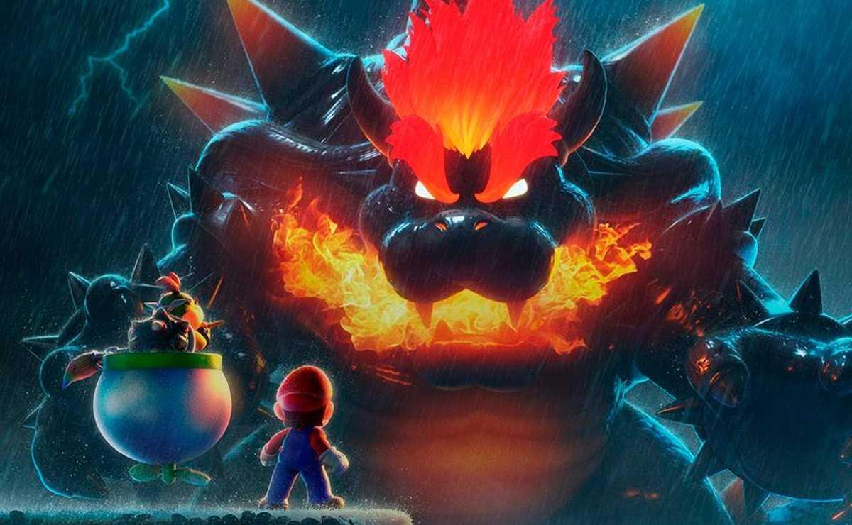 """Super Mario 3D World + Bowser Fury"" a sa première bande-annonce"