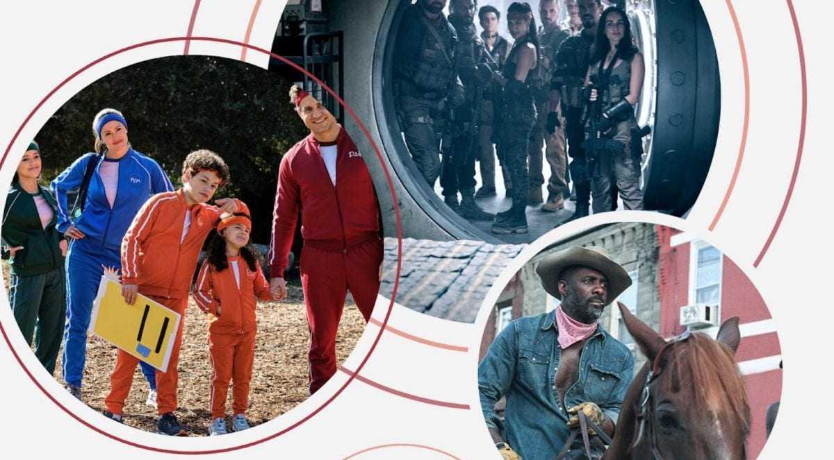 Netflix Sort Au Moins Un Film Original Chaque Semaine De