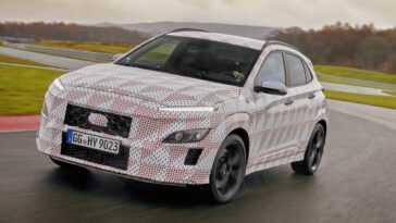 Hyundai Kauai N Se Laisse «voir» Et Confirme 2.0 Turbo