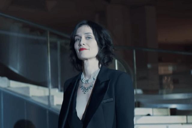"Clotilde Hesme joue Juliette Pellegrini dans ""Lupin"" (Photo: Netflix)"