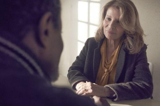 "Nicole García joue Anne Pellegrini dans ""Lupin"" (Photo: Netflix)"