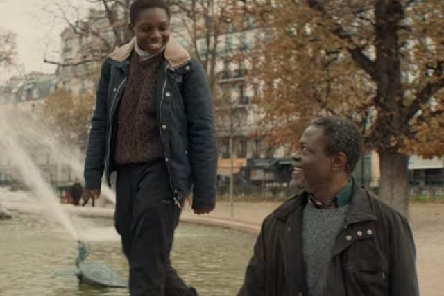 """Fargass Assandé joue Babakar Diop dans """"Lupin"""" (Photo: Netflix)"""