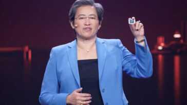 AMD prévoit de frapper encore plus fort sur les ordinateurs portables: son nouveau Ryzen Mobile 5000 avec microarchitecture Zen 3