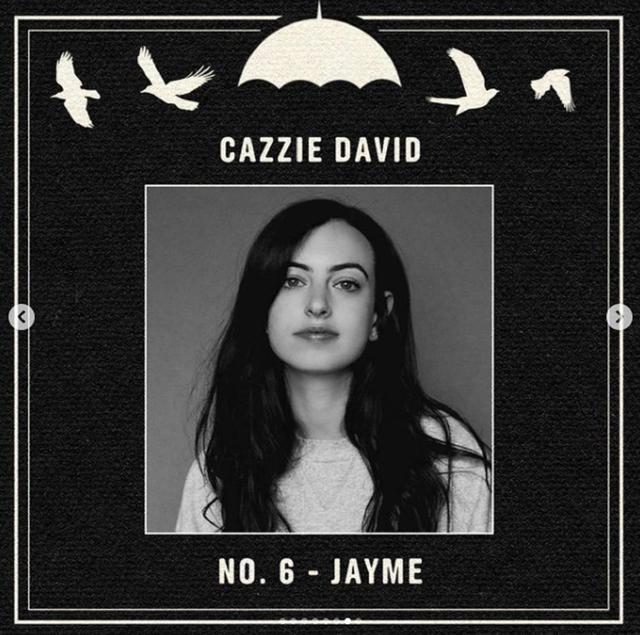 "Cazzie David jouera Jayme dans ""The Umbrella Academy 3"" (Photo: Netflix)"