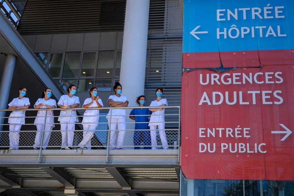 La France Confirme Environ 20000 Infections Le Dernier Jour Et