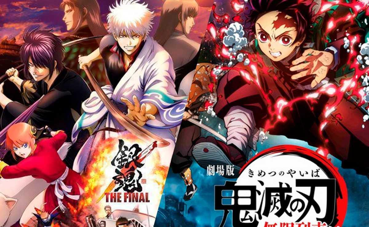 """Le film """"Gintama"""" brise le règne de """"Demon Slayer"""""""