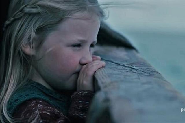 """Assa est mort lors de la dernière saison de """"Vikings"""" (Photo: Histoire)"""