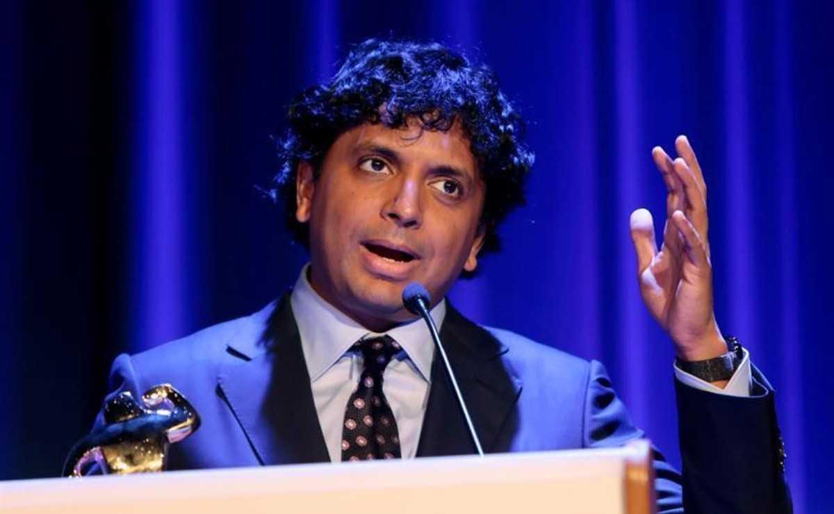 M. Night Shyamalan critique les premières envoyées à HBO Max