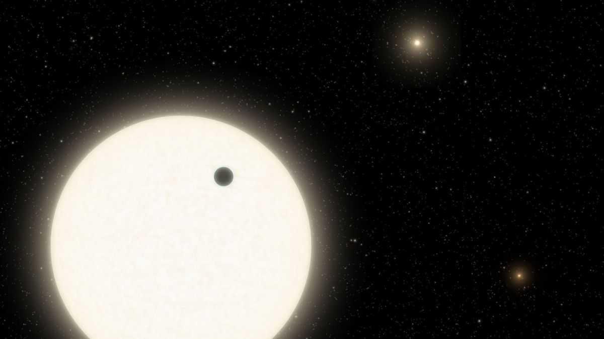 C'est Vraiment Là! La Deuxième Exoplanète Candidate Du Télescope Spatial