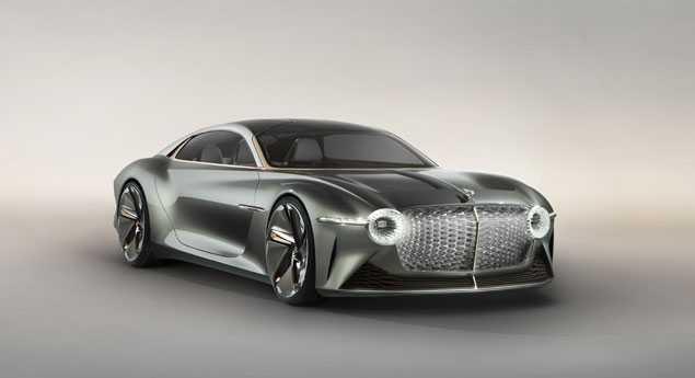 Bentley Et Audi Se Rapprochent. L'auteur D'e Tron Adopte Le Design