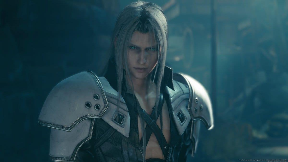 Sephiroth dans FF7R