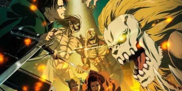 Shingeki no Kyojin: polémique dans les réseaux pour l'épisode 5 de la saison 4
