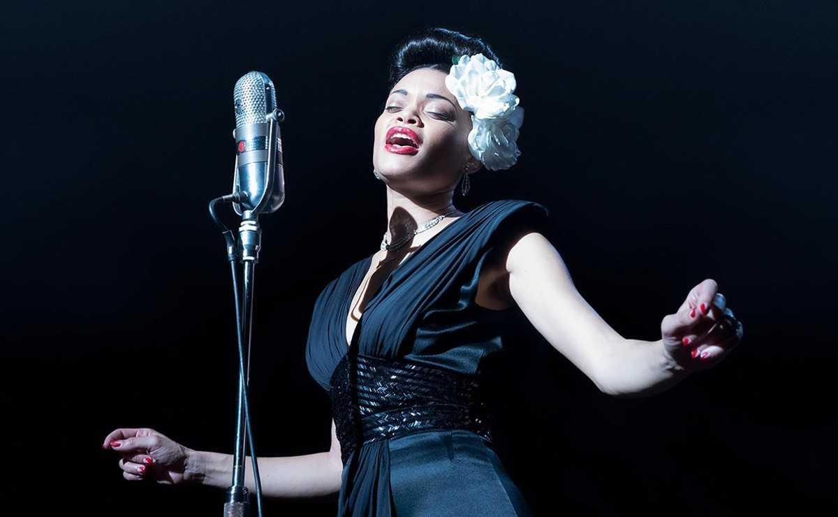 Regardez la bande-annonce officielle de 'Les États-Unis contre Billie Holiday'