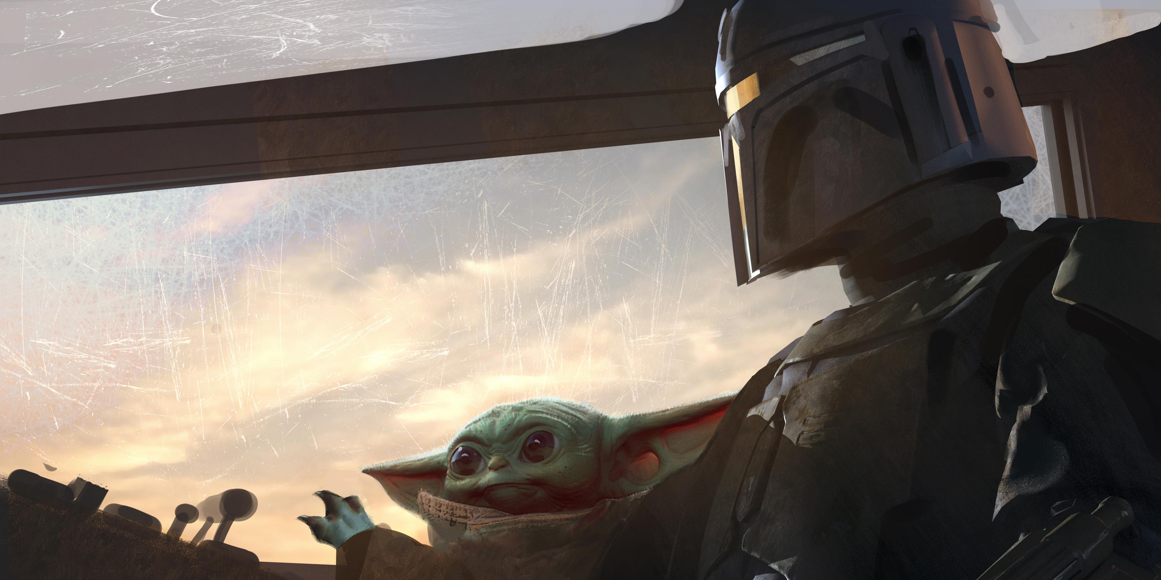 Star Wars le livre de table basse mandalorien