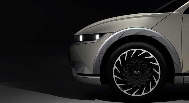 Hyundai Dévoile Les Premières Images Du Suv électrique Ioniq 5