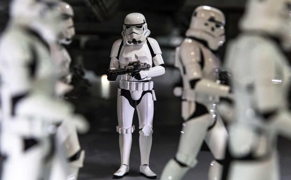 Voir la lettre de démission d'un Stormtrooper à l'étoile de la mort