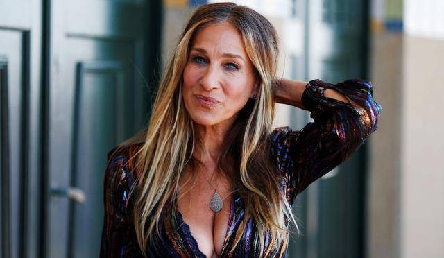"Sarah Jessica Parker fera partie du retour de ""Sex and the City"" sur HBO Max (Photo: Charly Triballeau / AFP)"