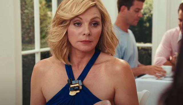 Kim Cattrall a joué Samantha Jones dans «Sex and the City» (Photos: HBO)