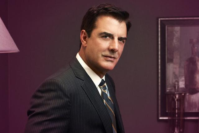 "Chris Noth a joué John James Preston, Mr. Big, dans ""Sex and the City"" (Photo: HBO)"