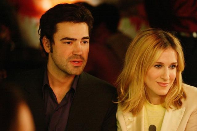 Ron Livingston a joué Jack Berger dans
