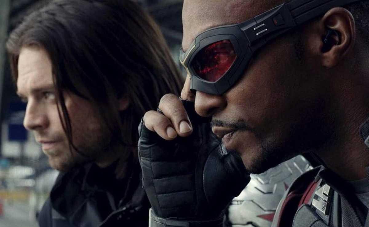 Anthony Mackie parle du nouveau Captain America