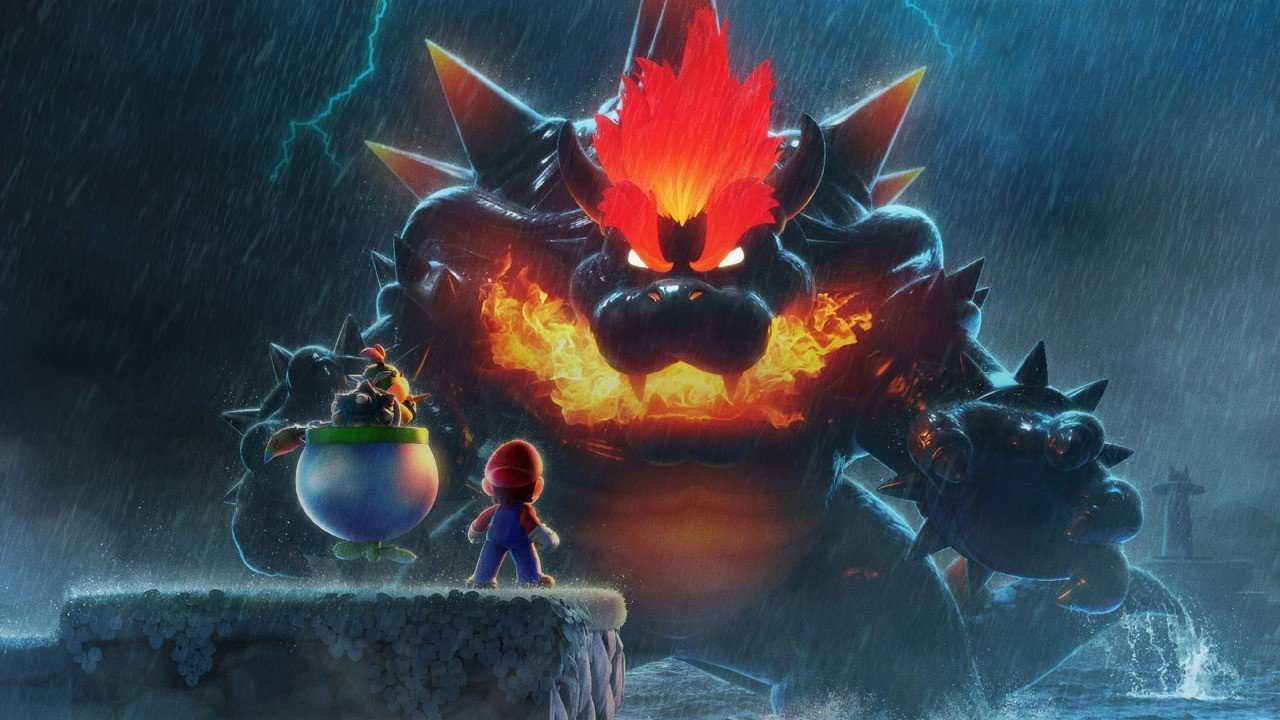 Oui, Bowser Fury est vraiment son propre mode autonome dans Super Mario 3D World On Switch