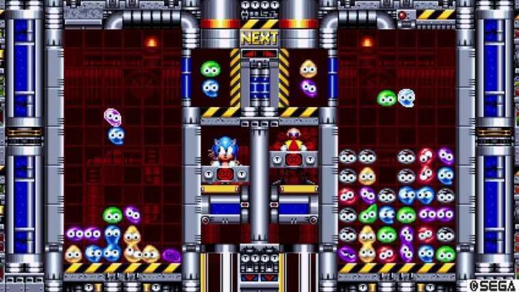 La mise à jour Puyo Puyo Tetris 2 ajoute Sonic the Hedgehog et bien plus