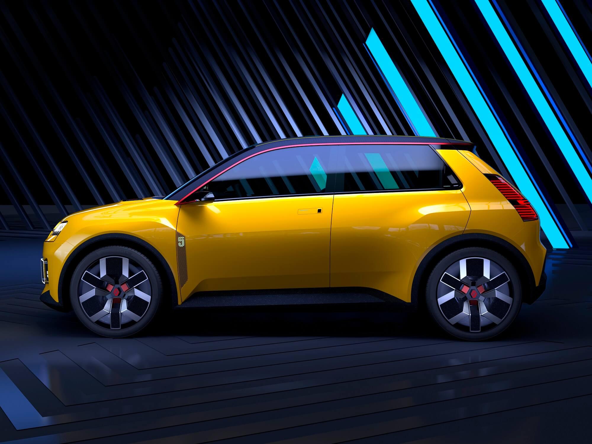 Prototype Renault 5