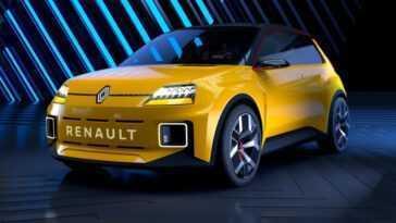 Prototype Renault 5. Le Retour De La Renault 5 En