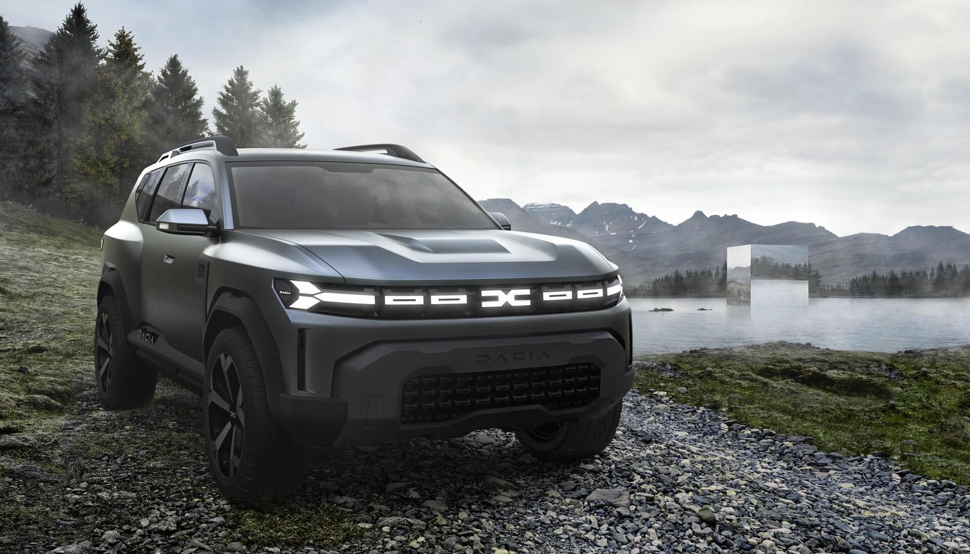 Concept Dacia Bigster