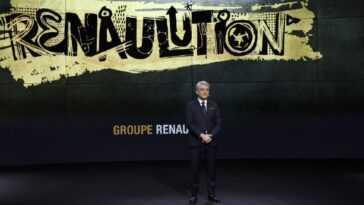 Renaulution. La Révolution Chez Renault