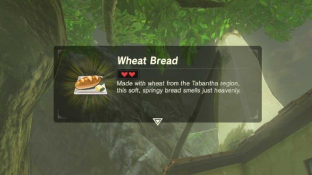 Aléatoire: Breath Of The Wild Les joueurs essaient de Speedrun Bread