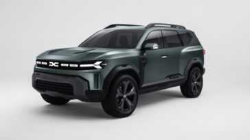 Dacia Bigster Concept Anticipe Un Nouveau Suv Sept Places