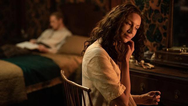 """Les 12 épisodes de la saison 5 de """"Outlander"""" 5 sont disponibles sur Fox Premium (Photo: Starz)"""