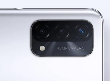 Caméras Oppo A93 5g