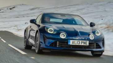 Le Successeur De L'alpine A110 Sera électrique Et Développé Avec