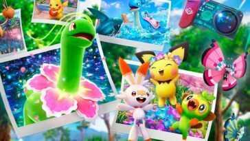 """Date de sortie de """"New Pokémon Snap"""" révélée"""