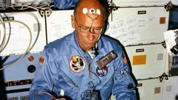 L'astronaute William Thornton, Qui A Inventé Le Tapis Roulant De