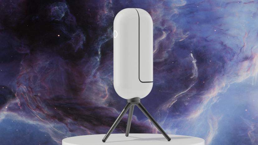 Le télescope intelligent Vespera de la startup française Vaonis.