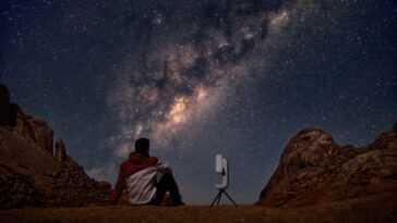 Vespera, Un Télescope Intelligent Pour Faciliter L'astrophotographie, Remporte Le Prix