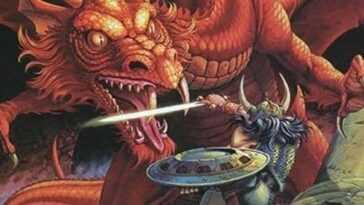 L'émission Télévisée En Direct Dungeons & Dragons Se Déroule Avec