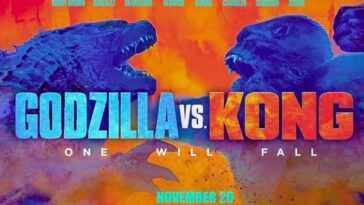 `` Godzilla Vs Kong '' Sortira Maintenant Dans Les Cinémas