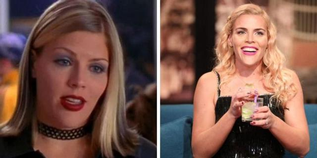 Busy Philipps - Audrey: Avant 18 ans, maintenant 41 ans (Photo: Cosmopolitan)