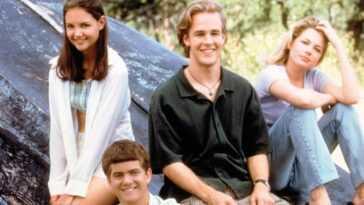 """""""Dawson's Creek"""", hier et aujourd'hui: ce qui est arrivé aux acteurs de la série"""